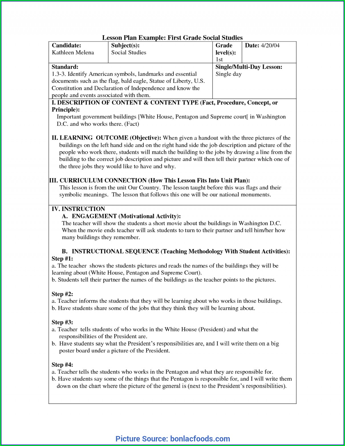 First Grade Worksheets For Social Studies