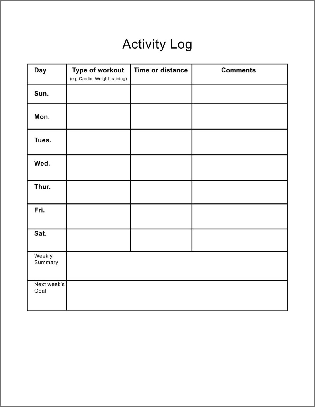 Food Web Worksheet Grade 4