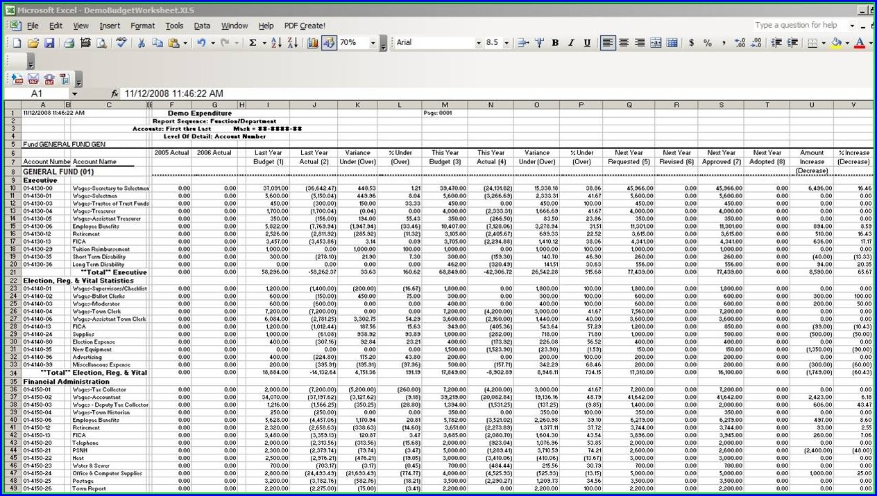 Free Excel Accounting Spreadsheet Uk