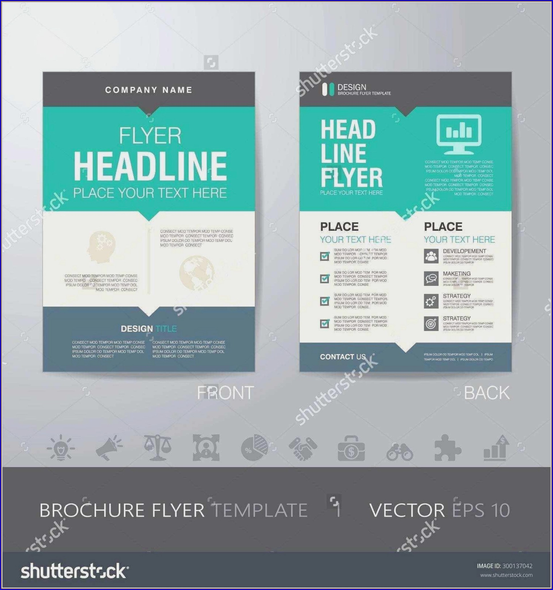 Free Microsoft Publisher Resume Templates