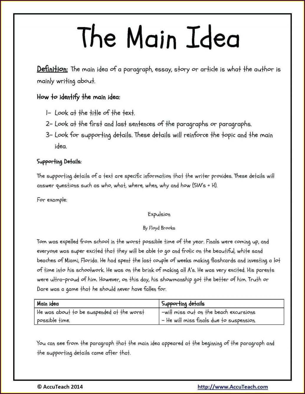 Free Printable 3rd Grade Science Worksheets