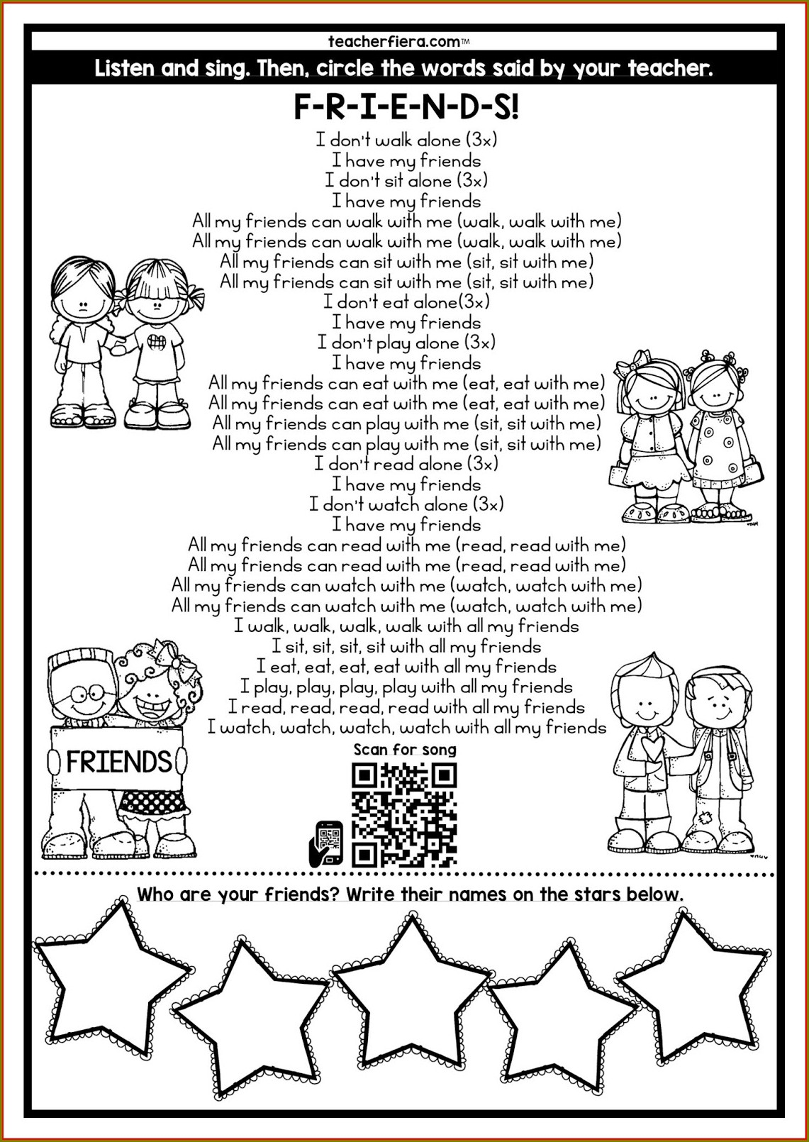 Free Printable Scissor Skills Worksheets