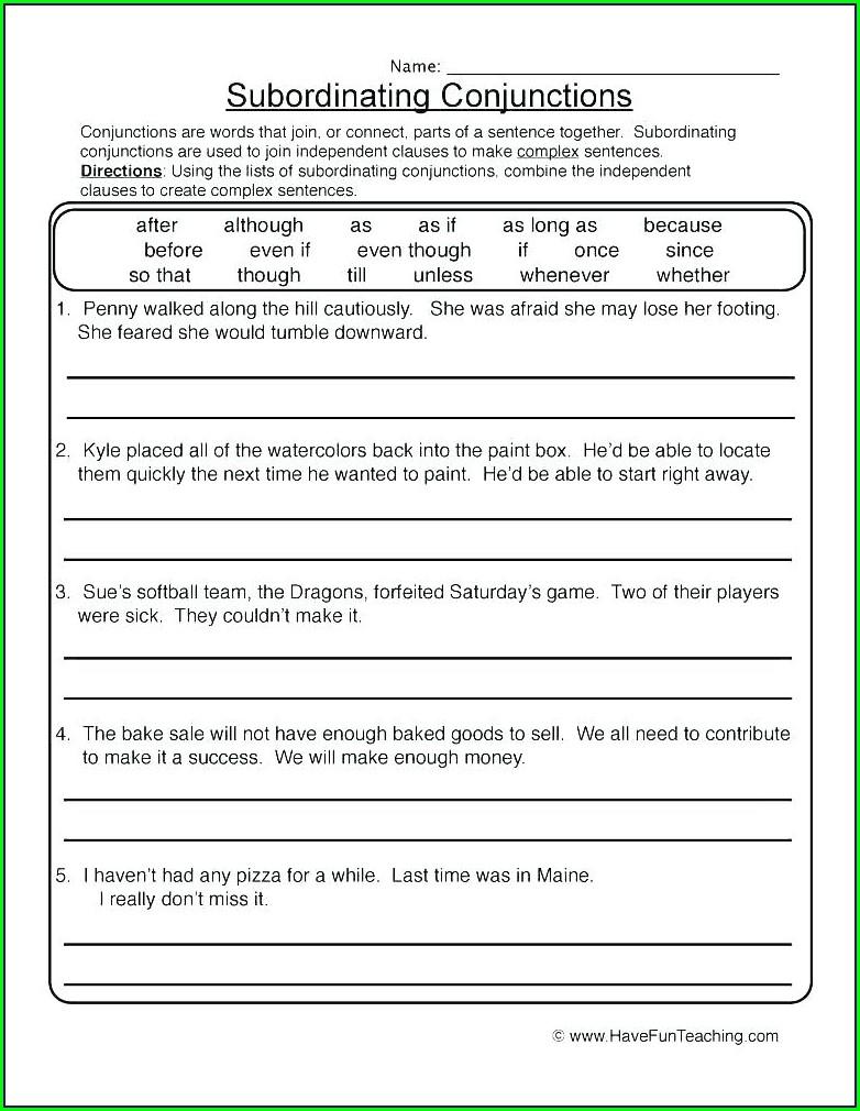 Grade 2 Grammar Worksheets Pdf
