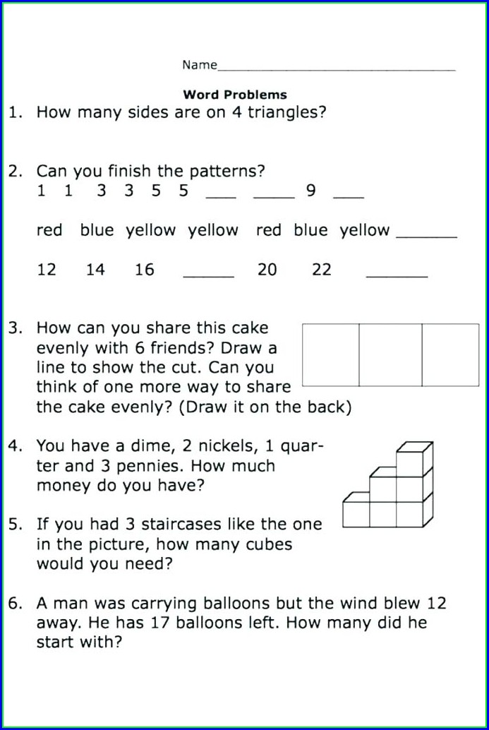 Grade 2 Math Worksheets Multiplication And Division