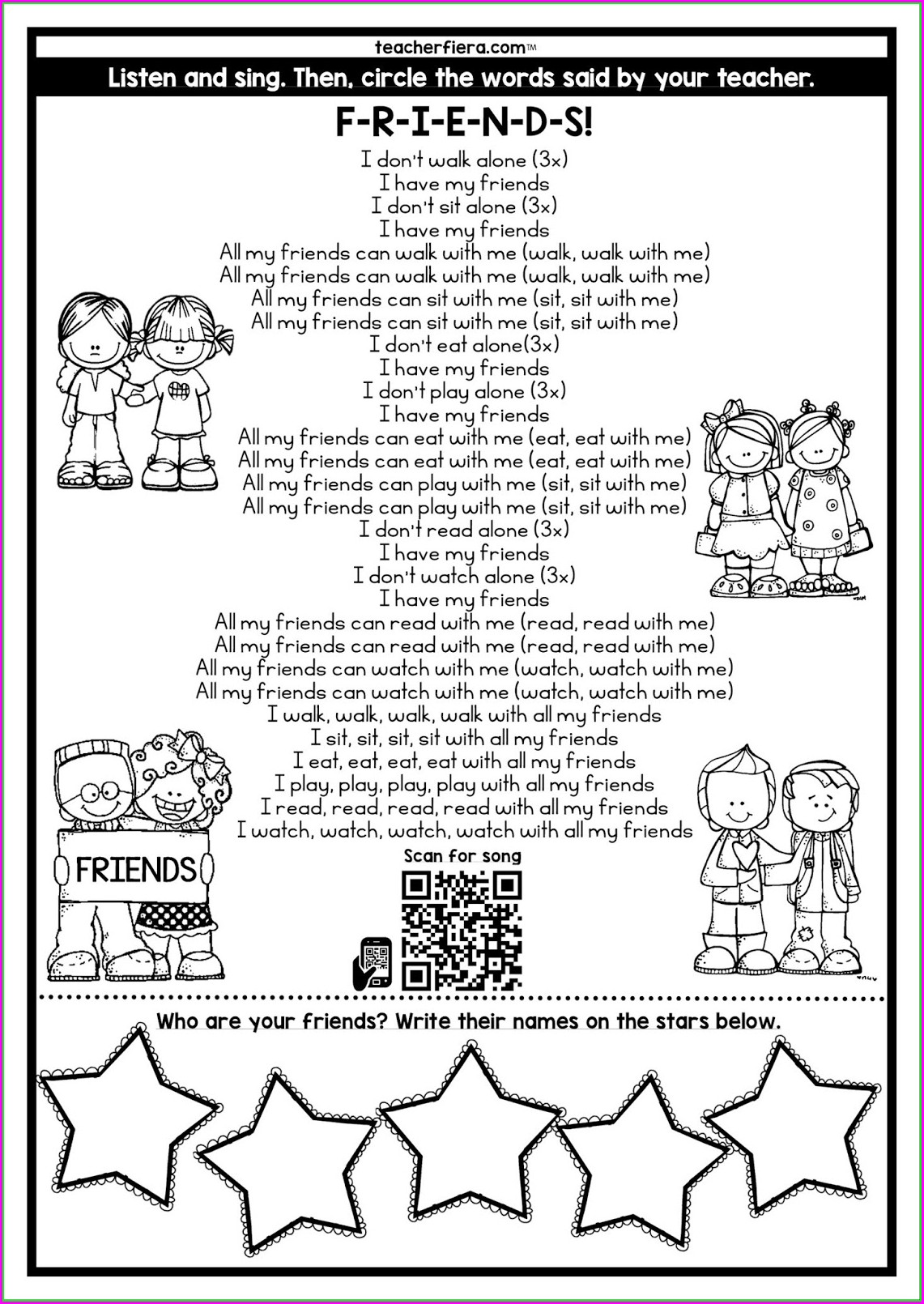 Grade 4 English Comprehension Worksheet
