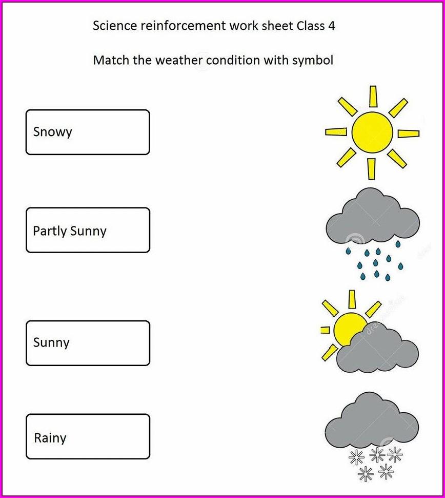 Grade 4 Science Sound Worksheets