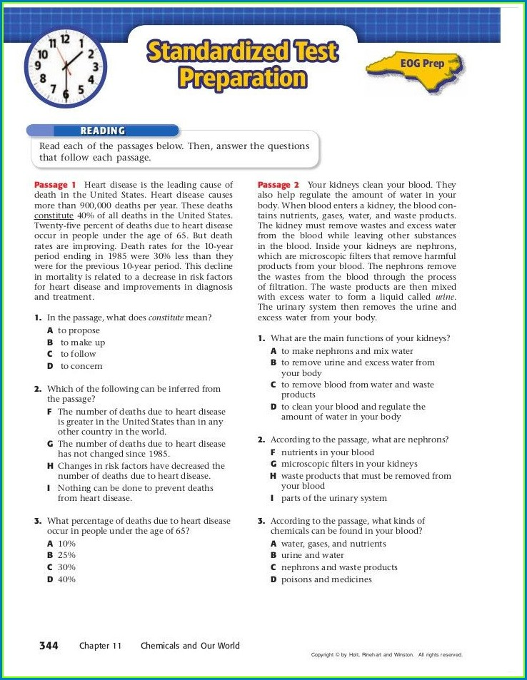 Holt Environmental Science Skills Worksheet Answer Key