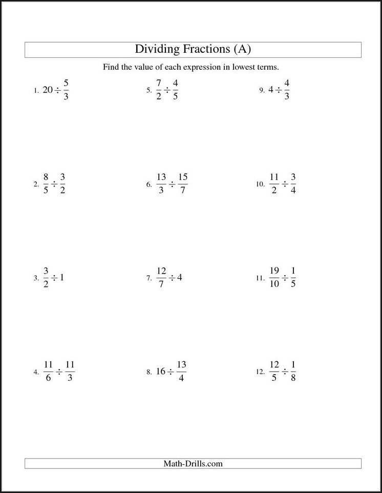 Improper Fraction To Mixed Number Worksheet Ks2