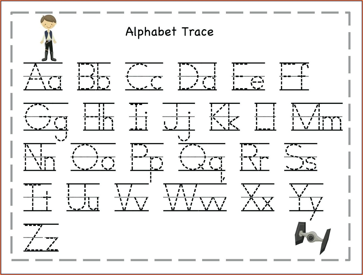 Letter A Printable Worksheets For Preschoolers