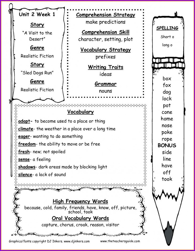 Math Worksheets And Answers For 5th Grade