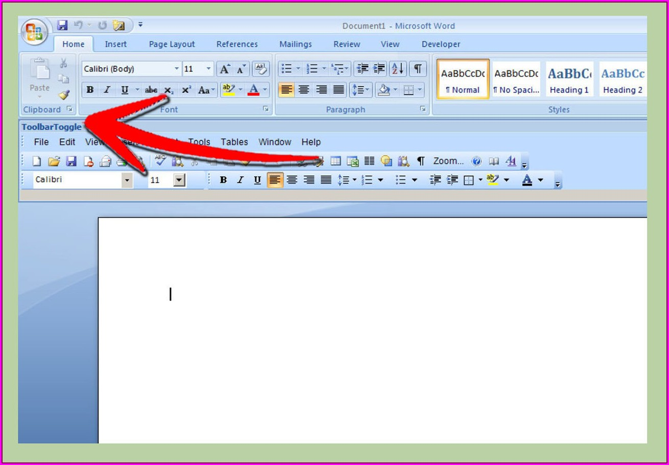Microsoft Word 2010 Worksheets For Students