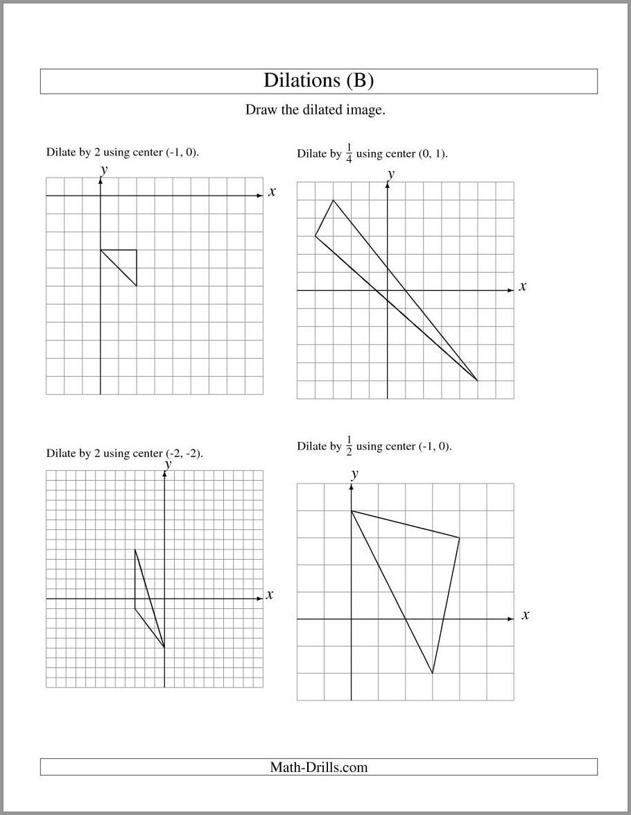 Middle School Density Practice Worksheet