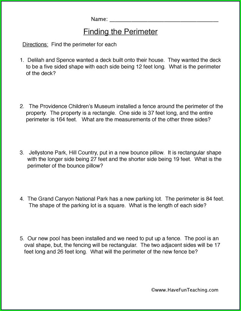 Mixed Number Multiplication Word Problems Worksheet