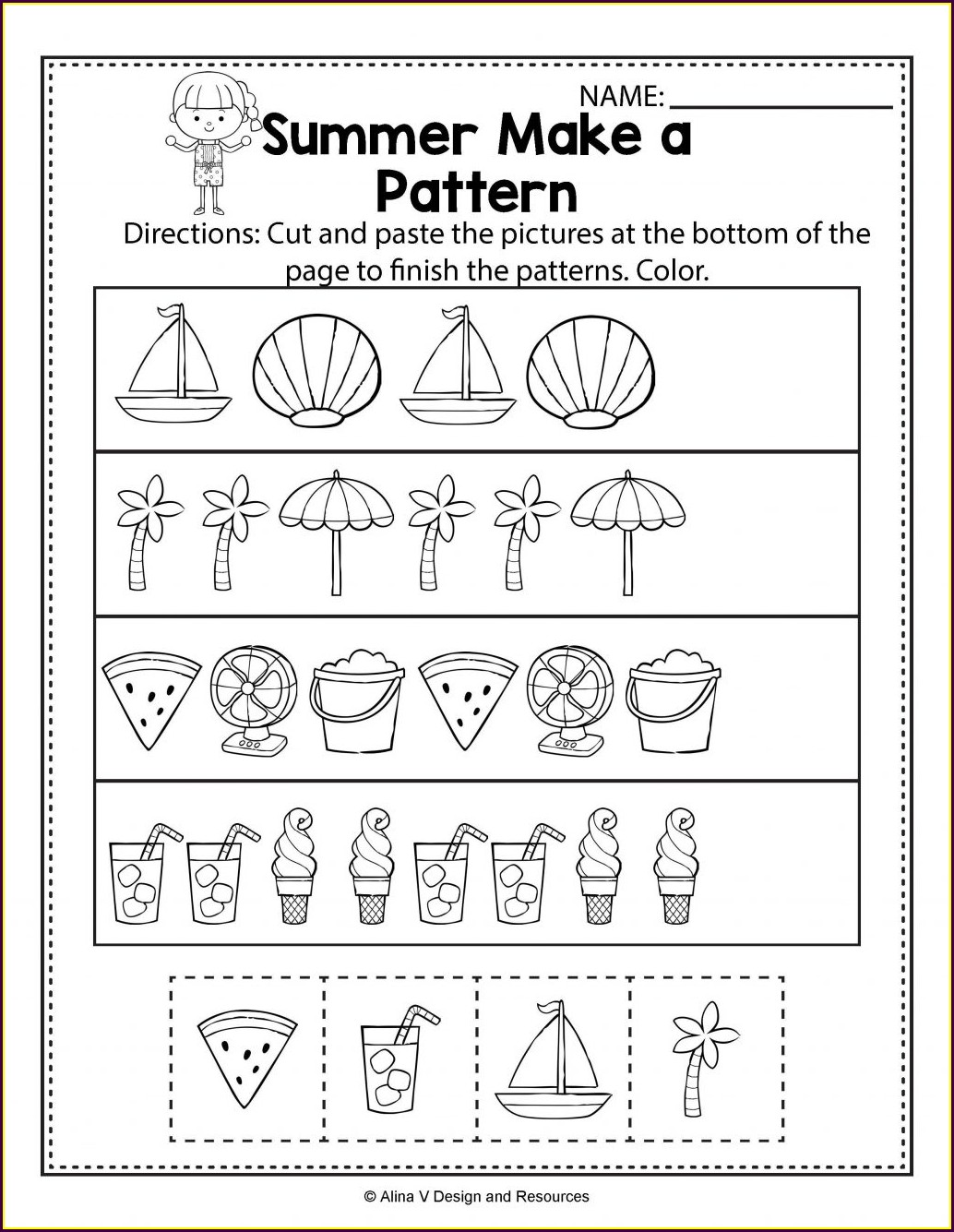 Money Worksheet Second Grade