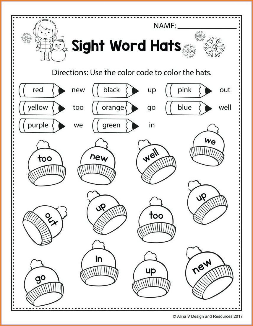 Multiplication Worksheet For 1st Grade