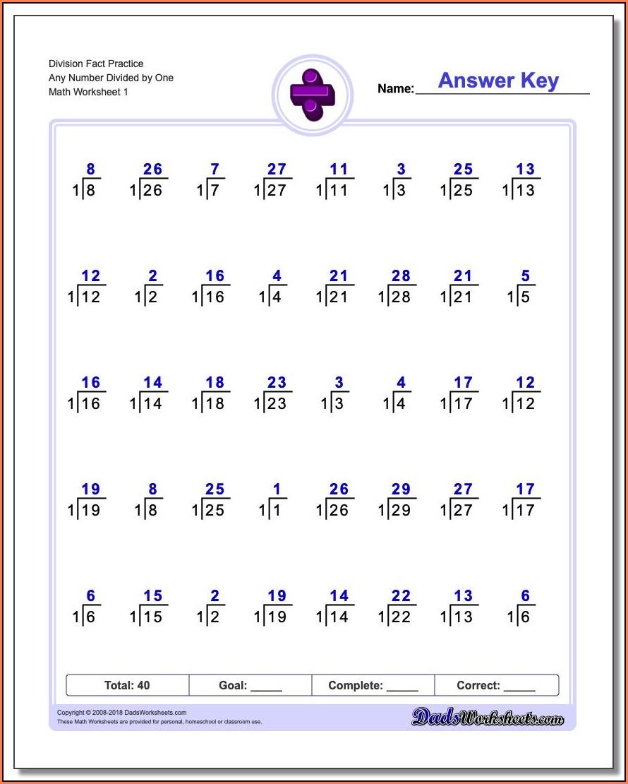 Multiplication Worksheets For Grade 5 Free