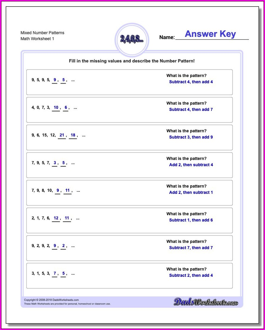 Order Of Operations With Real Numbers Worksheet Answers