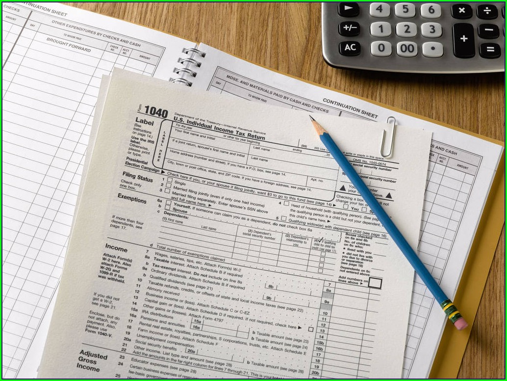 Partnership Tax Basis Worksheet