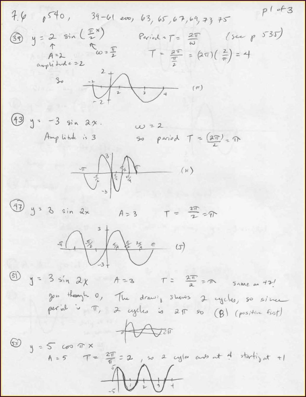 Printable 3rd Grade Science Worksheets