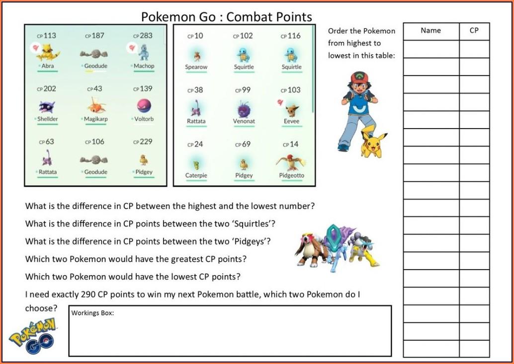 Printable 5th Grade Decimal Worksheets