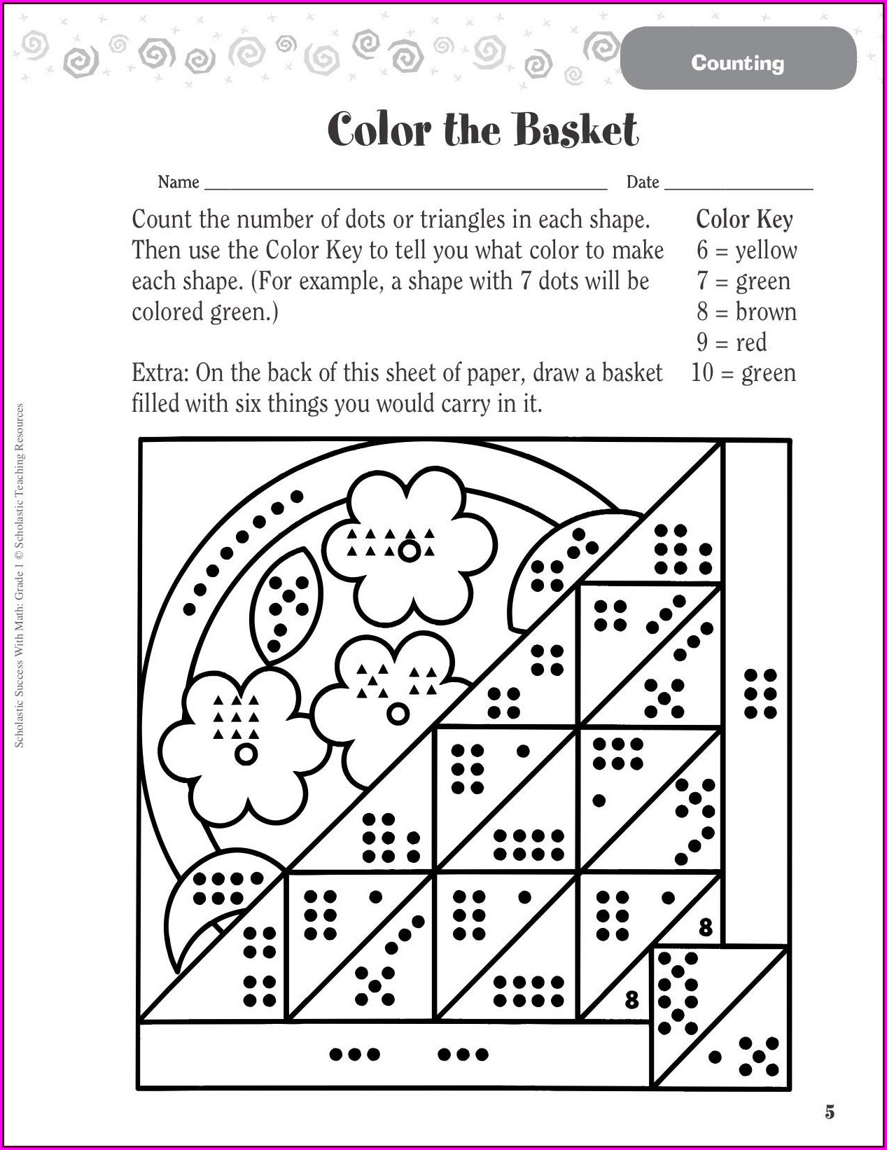 Printable 5th Grade Math Word Problems Worksheets