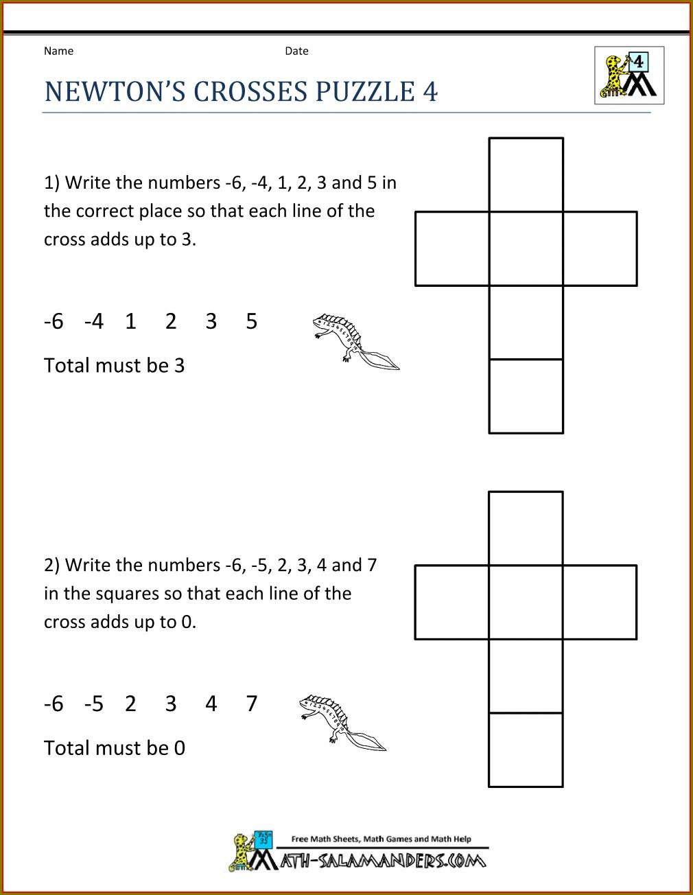 Printable 8th Grade Math Worksheets Pdf