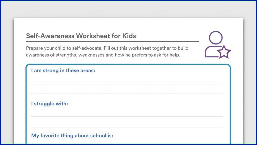 Printable Worksheets For Middle Schoolers