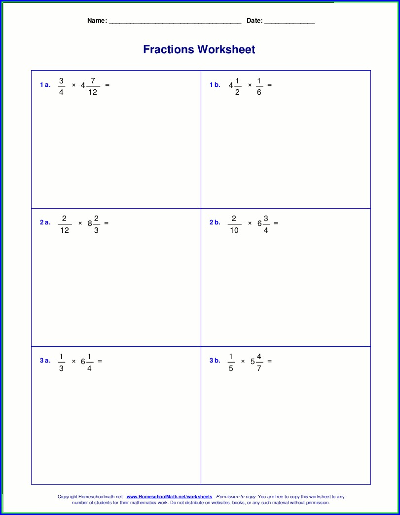 Rational Numbers Worksheet For 6th Grade