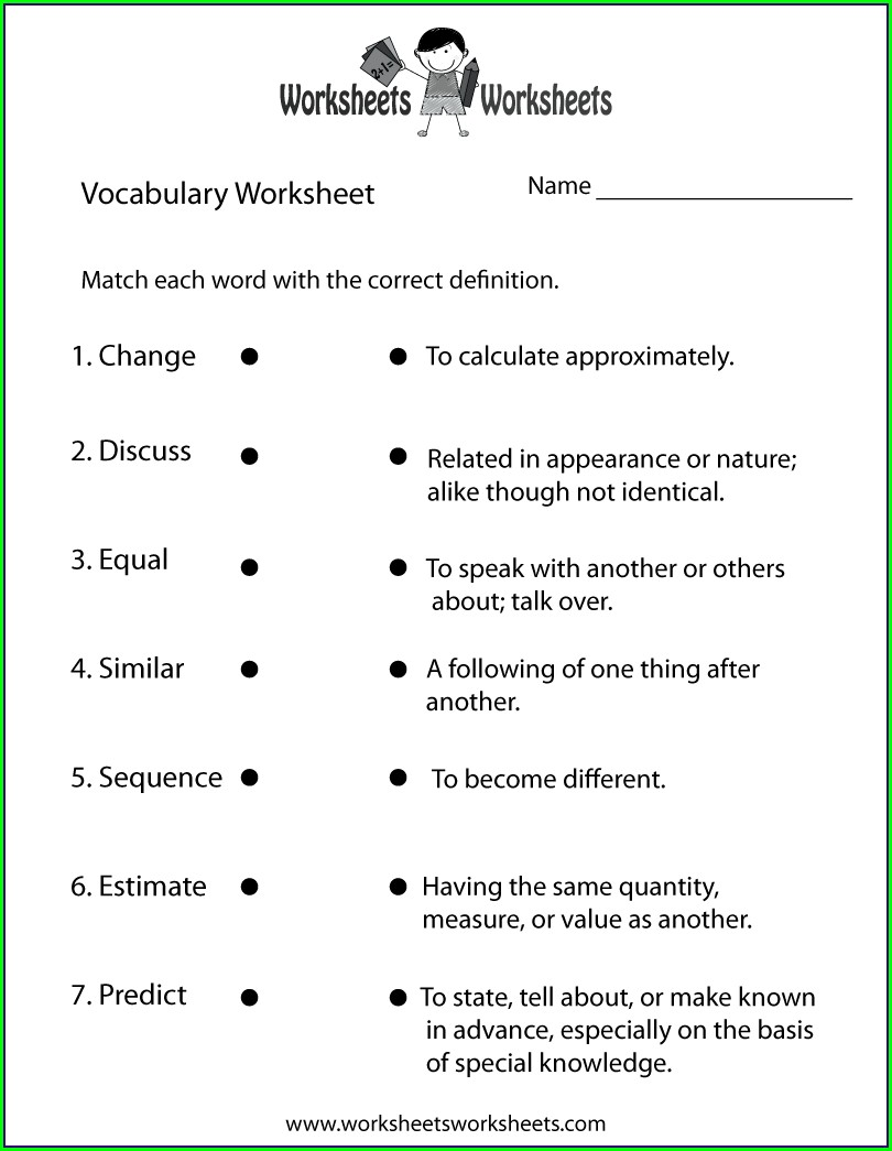 Reading Comprehension Worksheets 4th Grade Free Printables