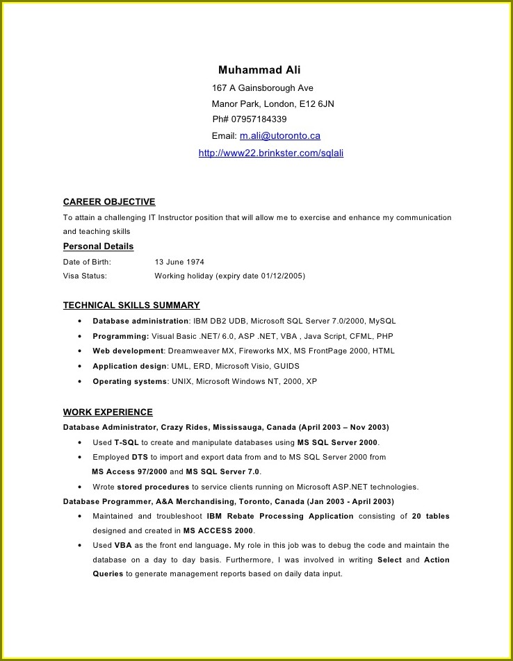 Resume Examples For Accounts Payable Clerk