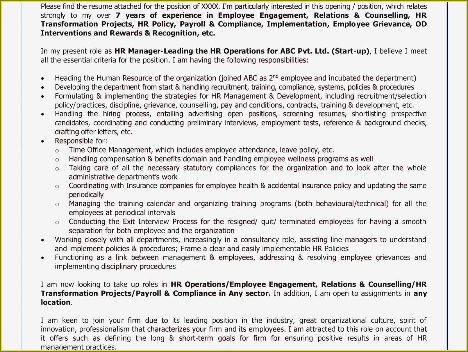Resume Sample For Accounts Payable Clerk