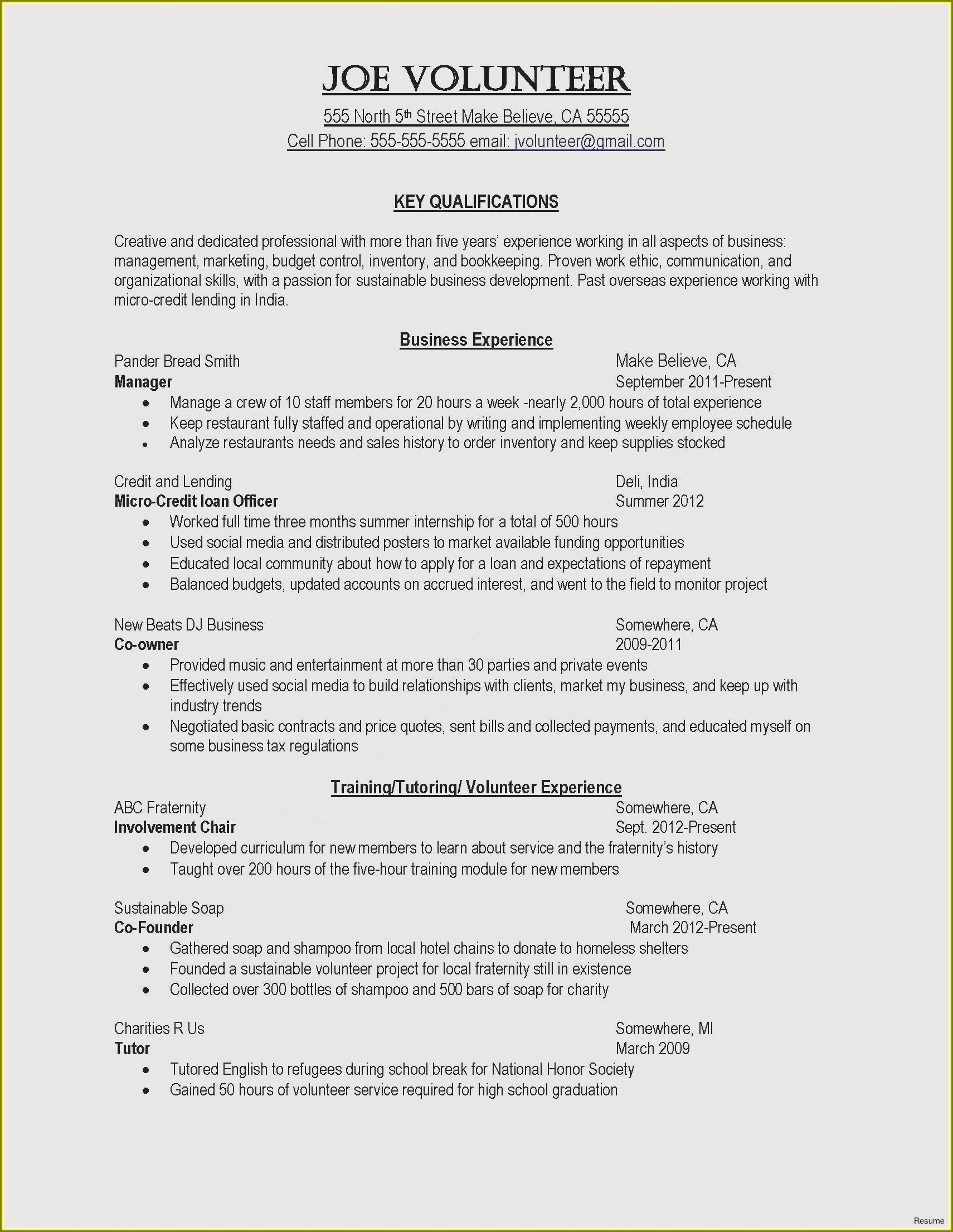 Resume Samples For Accountant In India