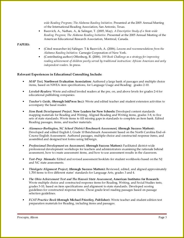 Resume Services In San Antonio Texas