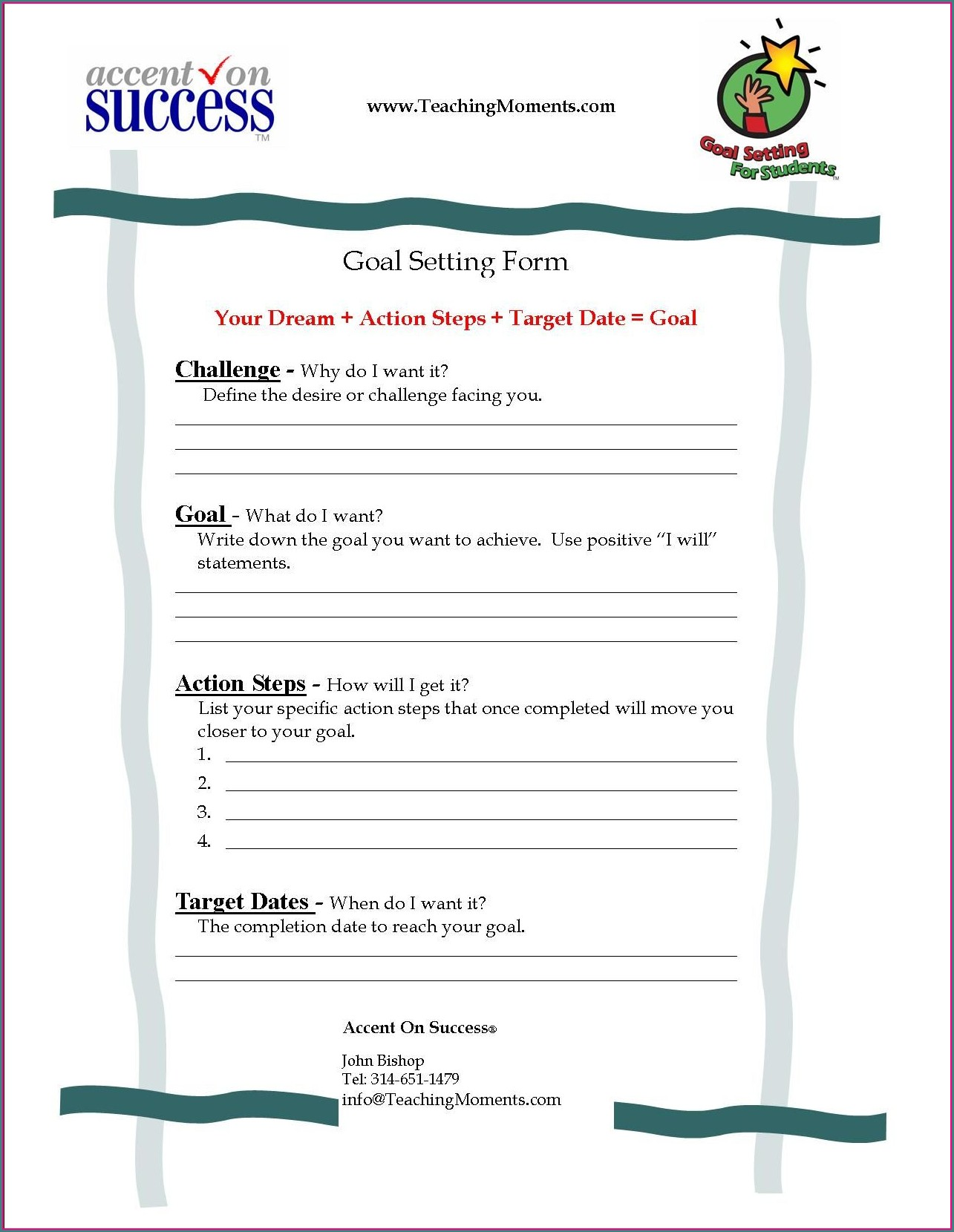 Time Management Worksheet For High School Students