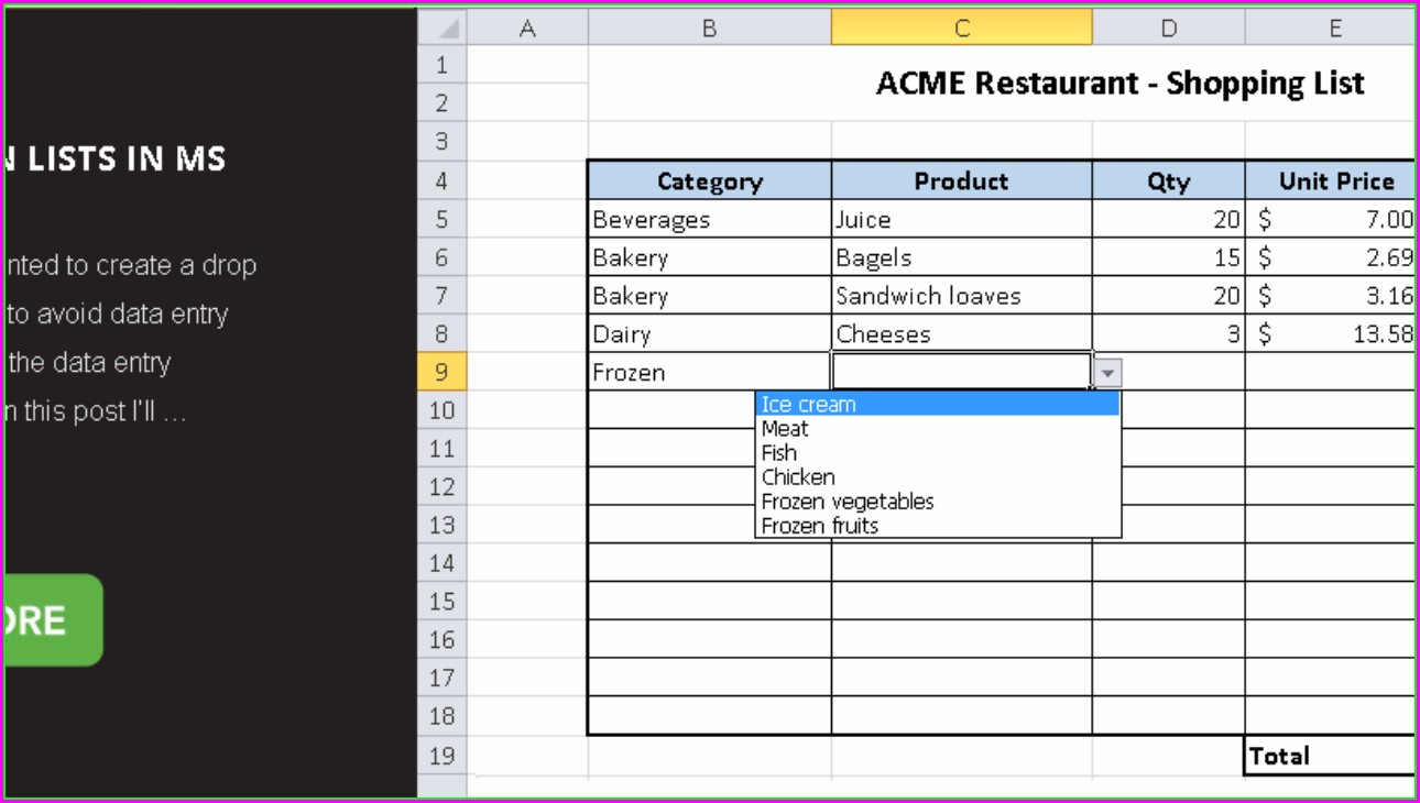 Sheet Name Function Excel 2007