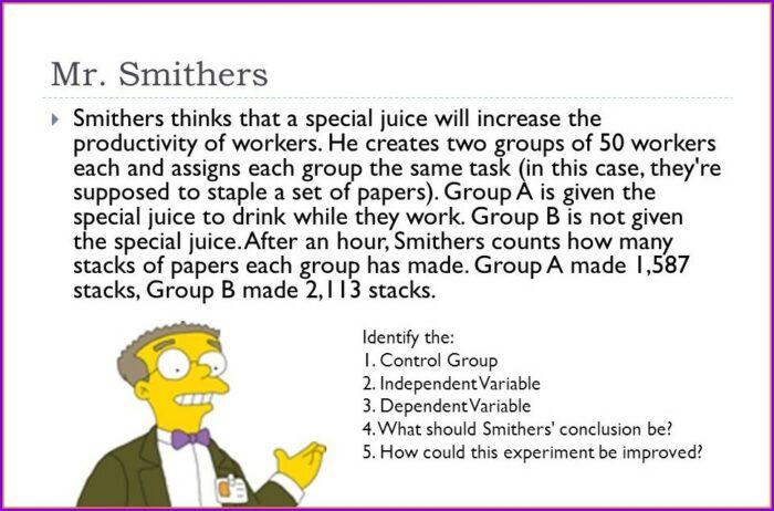 Spongebob Scientific Method Worksheet