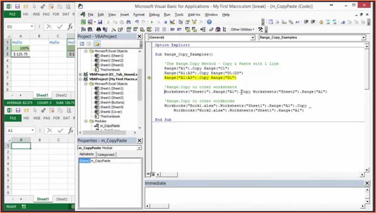 Vba Copy Sheet To Open Workbook