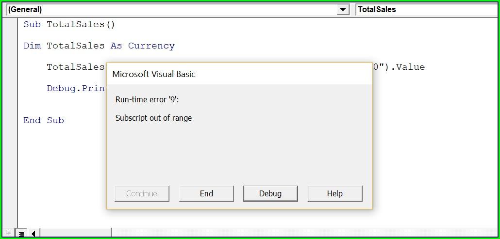 Vba Current Worksheet Get Name