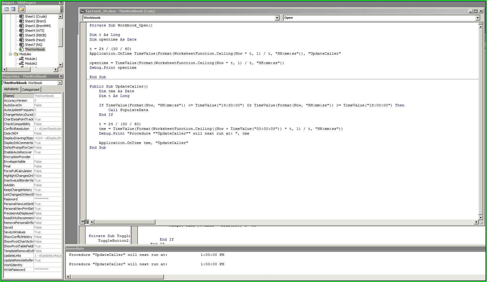 Vba Worksheet Function Now