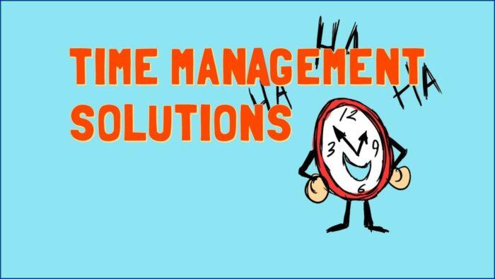 Wellcast Time Management Worksheet