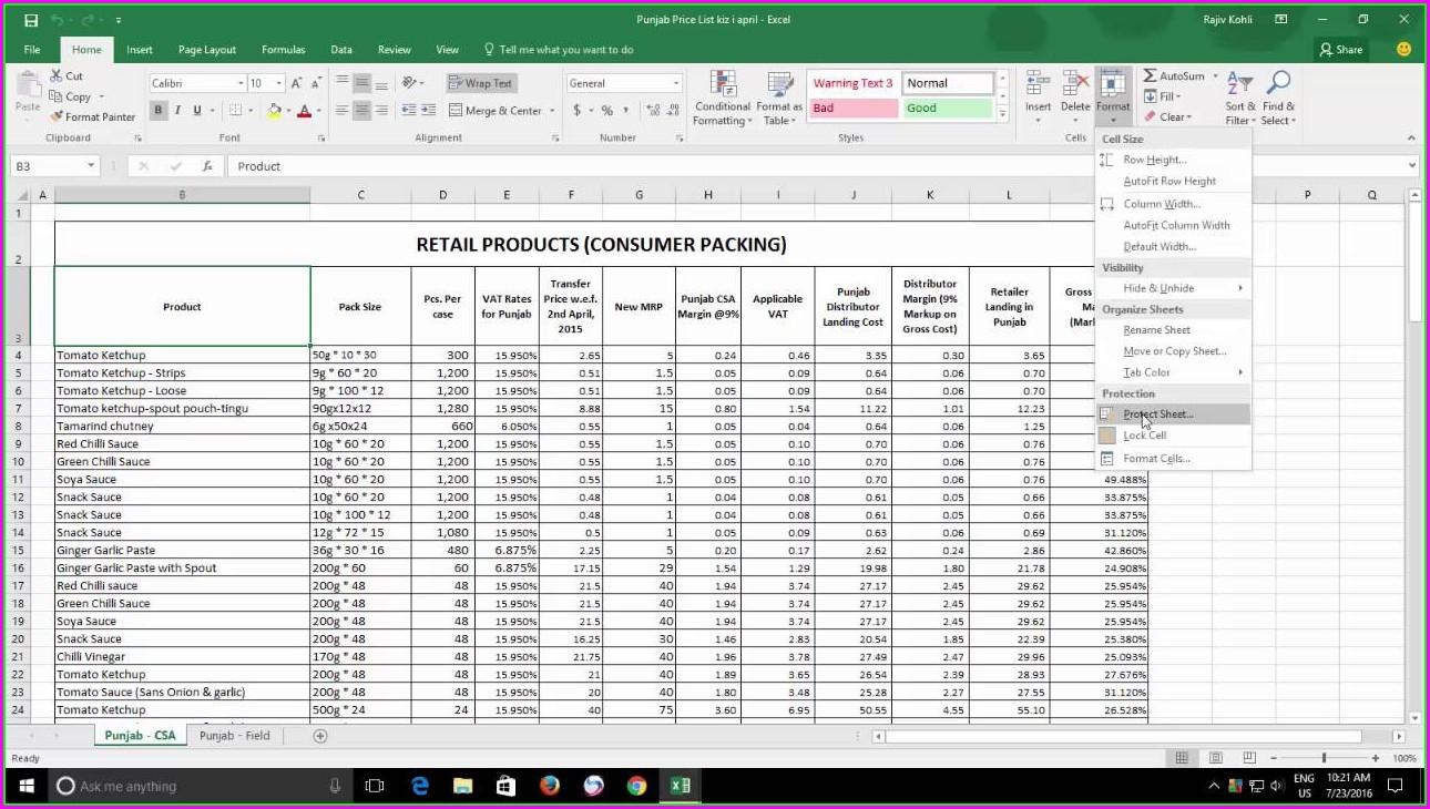 What Is Microsoft Excel Worksheet