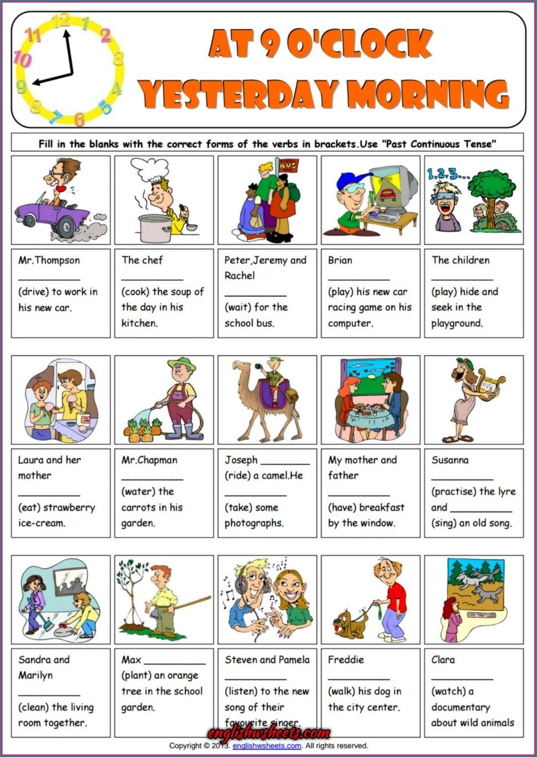 Worksheet English Conversation For Kids