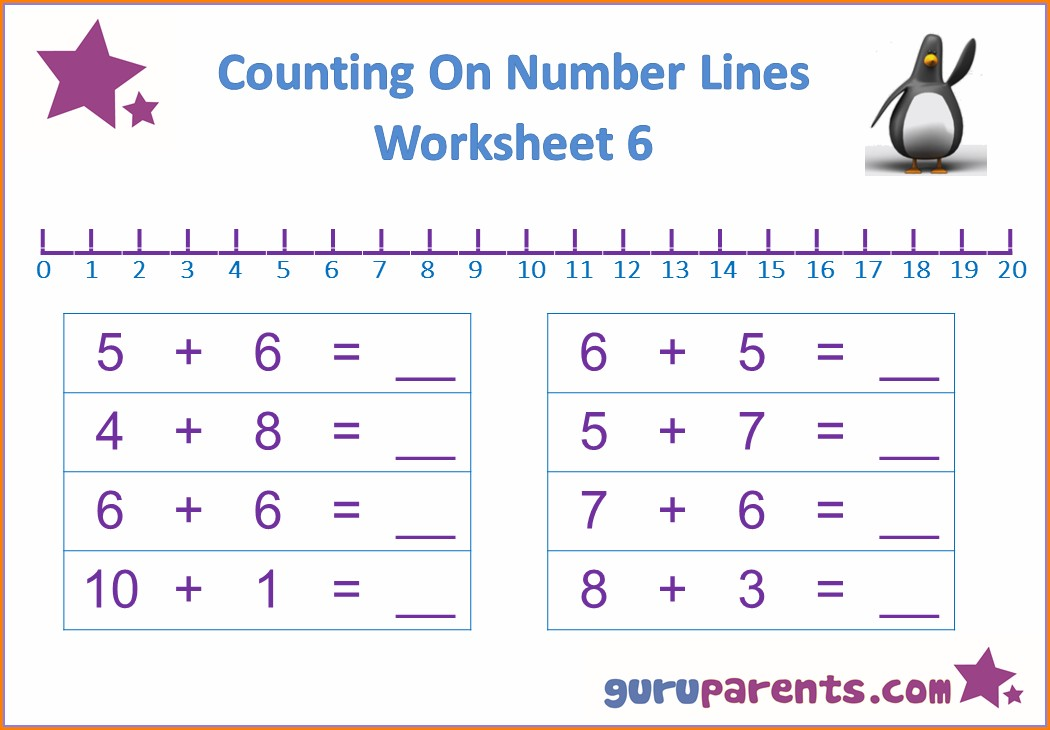 Worksheet For Preschool Age 5
