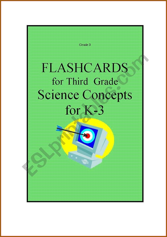 Worksheet Grade 3 Science