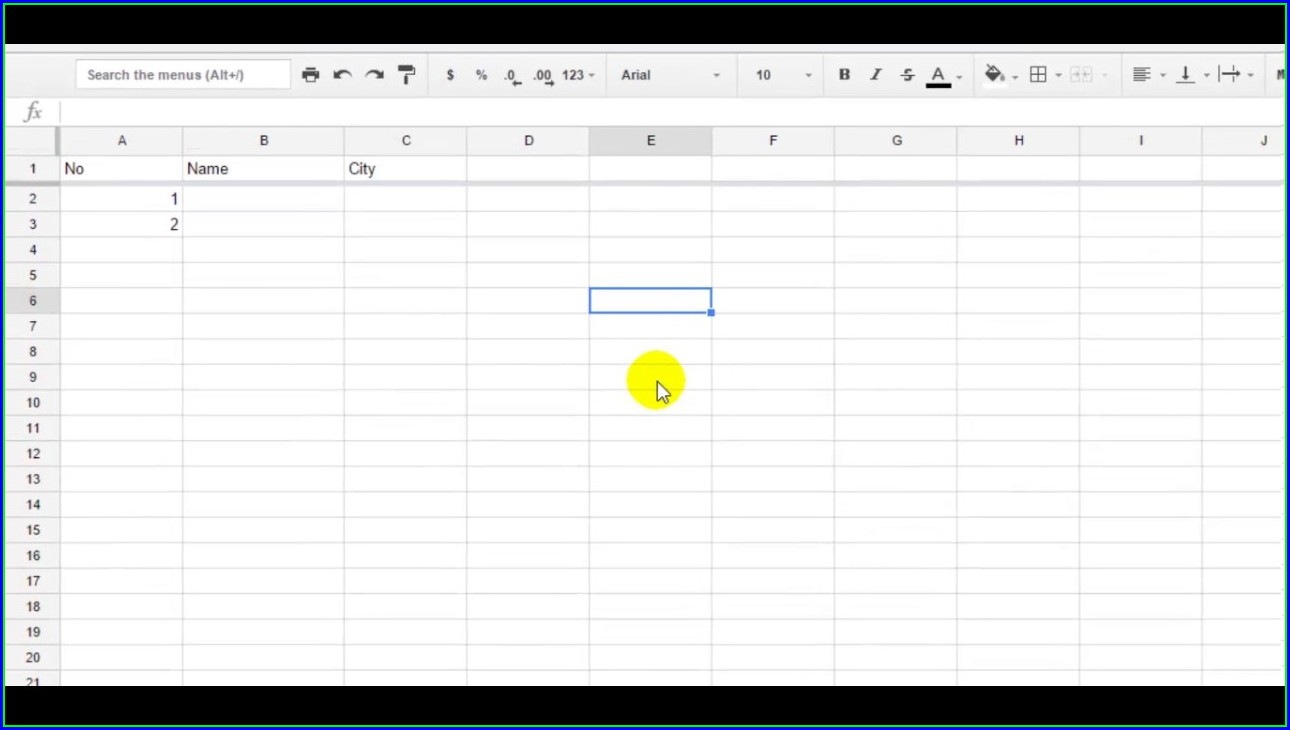 Worksheet Menu Bar Missing In Excel