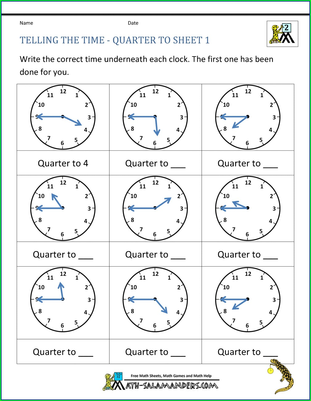 Worksheets Digital Time Ks1