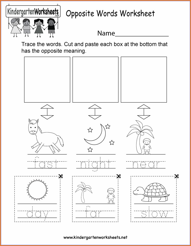 Writing Numbers Worksheets For Kindergarten Pdf