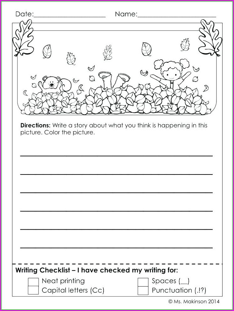 Writing Sight Words Worksheets First Grade