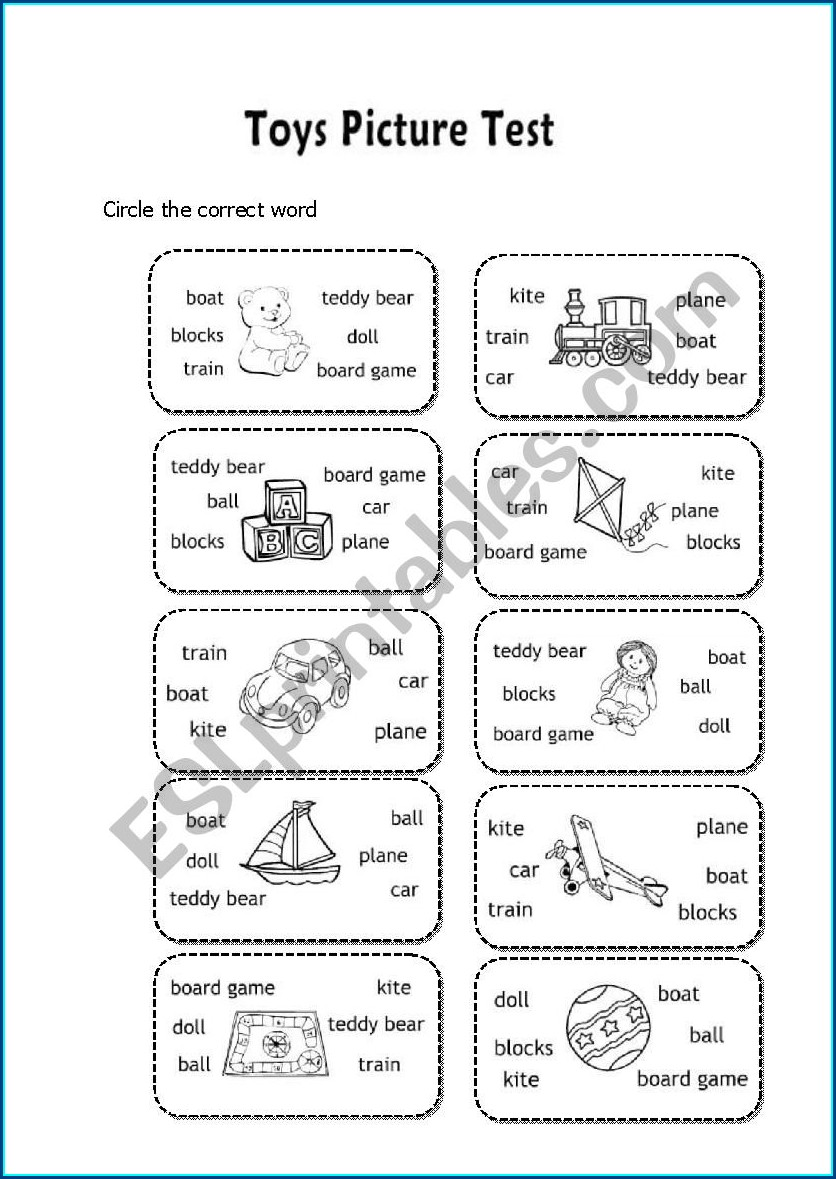 1st Grade First Grade English Worksheets