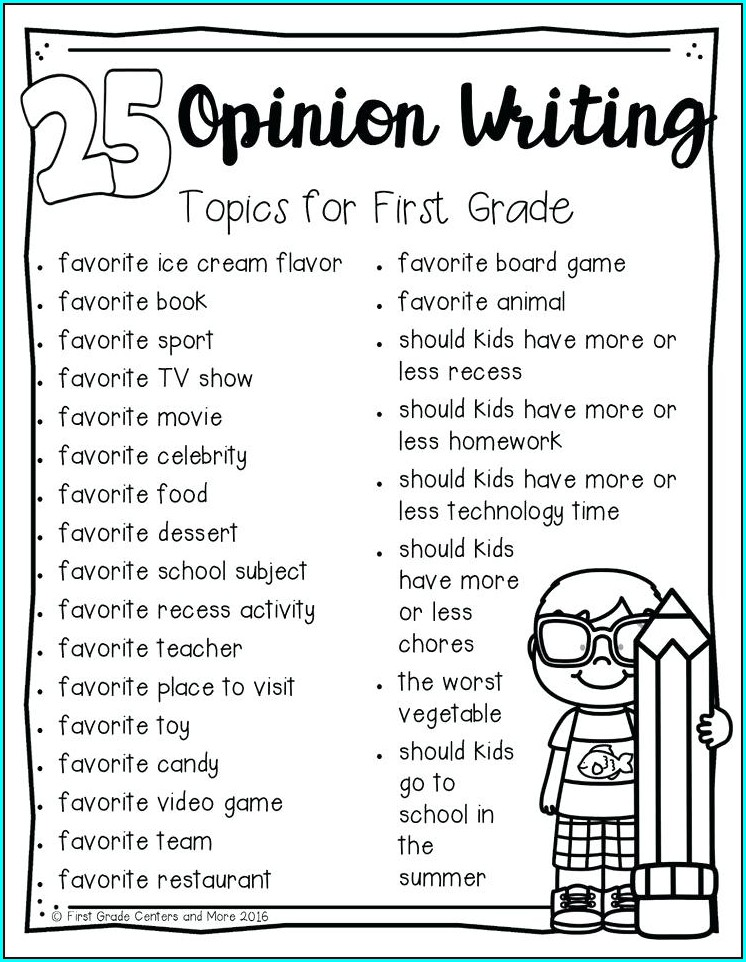 1st Grade First Grade Writing Worksheets Free Printable